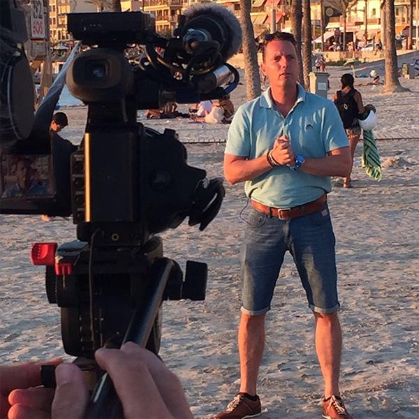 Rob Geus Red mijn vakantie