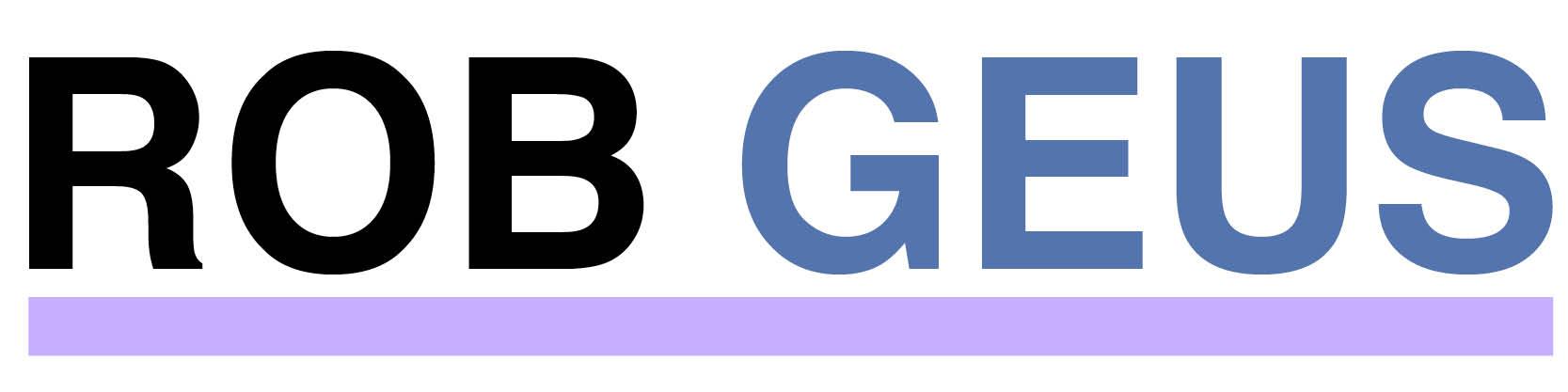 Rob Geus logo