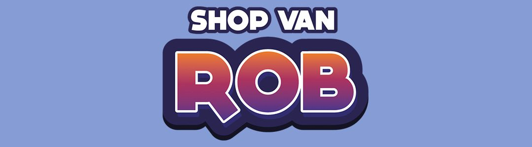 Shop van Rob - logo