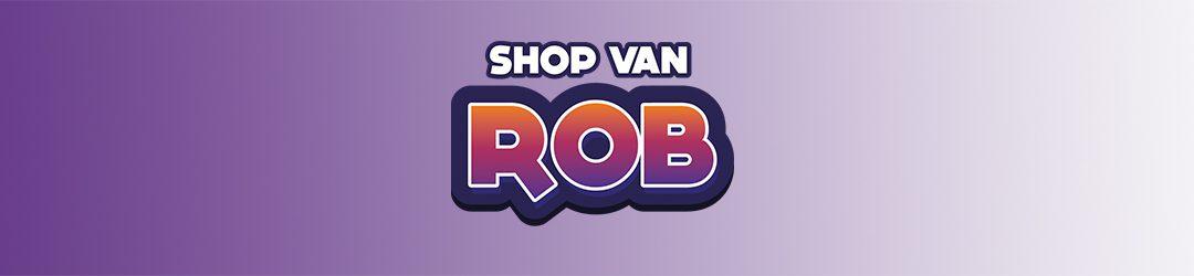 Shop van Rob, nu online